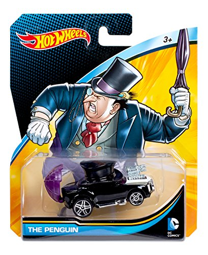 Hot Wheels DC Universe Penguin Vehicle ()