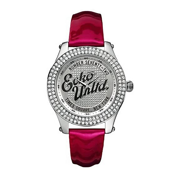14fbd70d54d5 Reloj cuarzo para mujer Marc Ecko The Rollie E10038M4  Amazon.es  Relojes