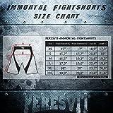 Peresvit Immortal Black Rain Fight Shorts X-Small