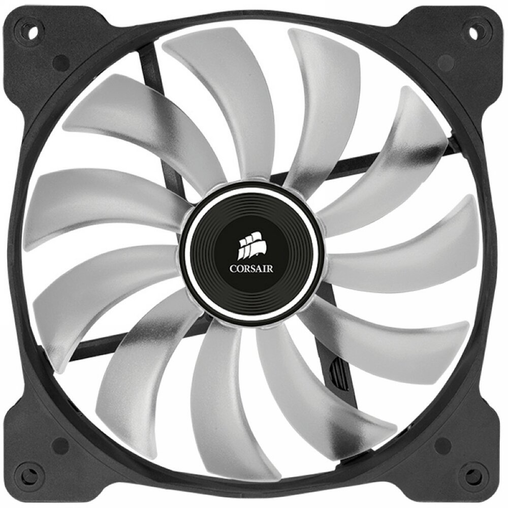 Corsair Air Series AF140 LED Quiet Edition High Airflow Fan - Red by Corsair (Image #4)