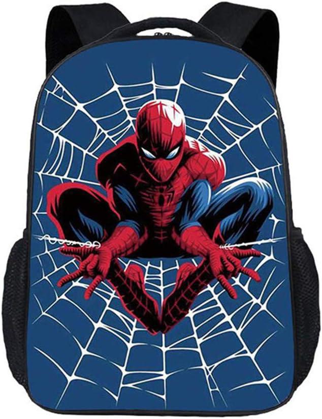 WYKK Mochila Spiderman para Niños Mochila Escolar para Niños ...