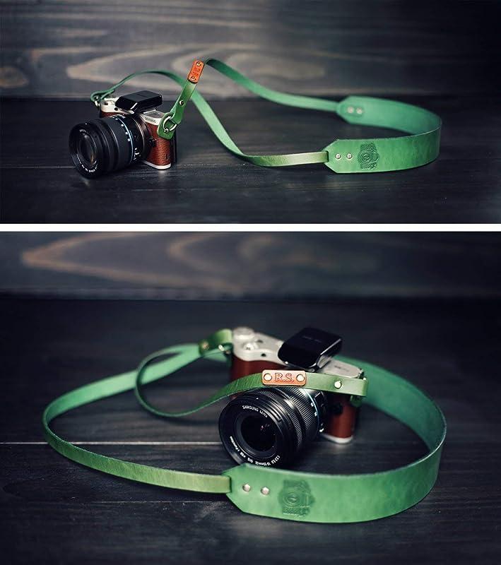 for dslr Personalized Camera Strap Bear Print Spirit Symbols slr or mirrorless cameras