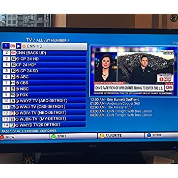 MAG 322 W1 IPTV Box with IPTV Service Subscription + HDMI + Remote + WiFi +  Cable Receiver Live Channels