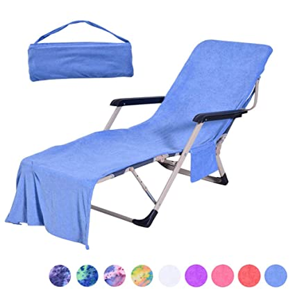 Cool Amazon Com Jieen Lounge Chair Beach Towel Sunbathing Quick Alphanode Cool Chair Designs And Ideas Alphanodeonline
