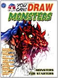 You Can! Draw Monsters Supersize, Robert Acosta, 1932453342