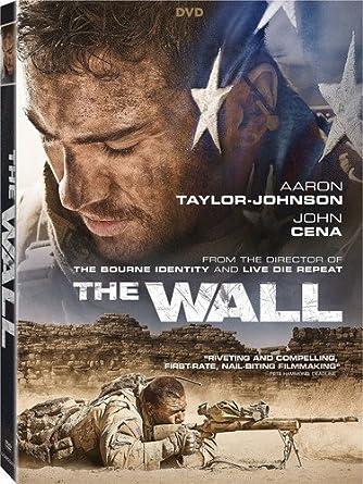 Amazon.com: The Wall [DVD]: Aaron Taylor-Johnson, John Cena, Laith ...