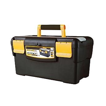 Caja Herramientas ABS de plastico - 42 x 23 x 22 cm - para Trabajo ...
