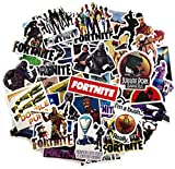#5: 100pcs Fortnite Stickers – Fortnite Themed Party Favors Gaming Decal Stickers Kids Birthday Supplies Decorations