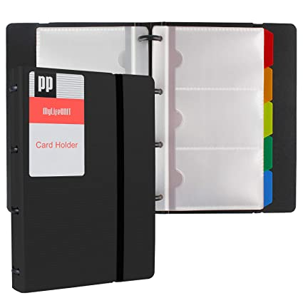 Amazoncom Mylifeunit Business Card Holder Book Name Card