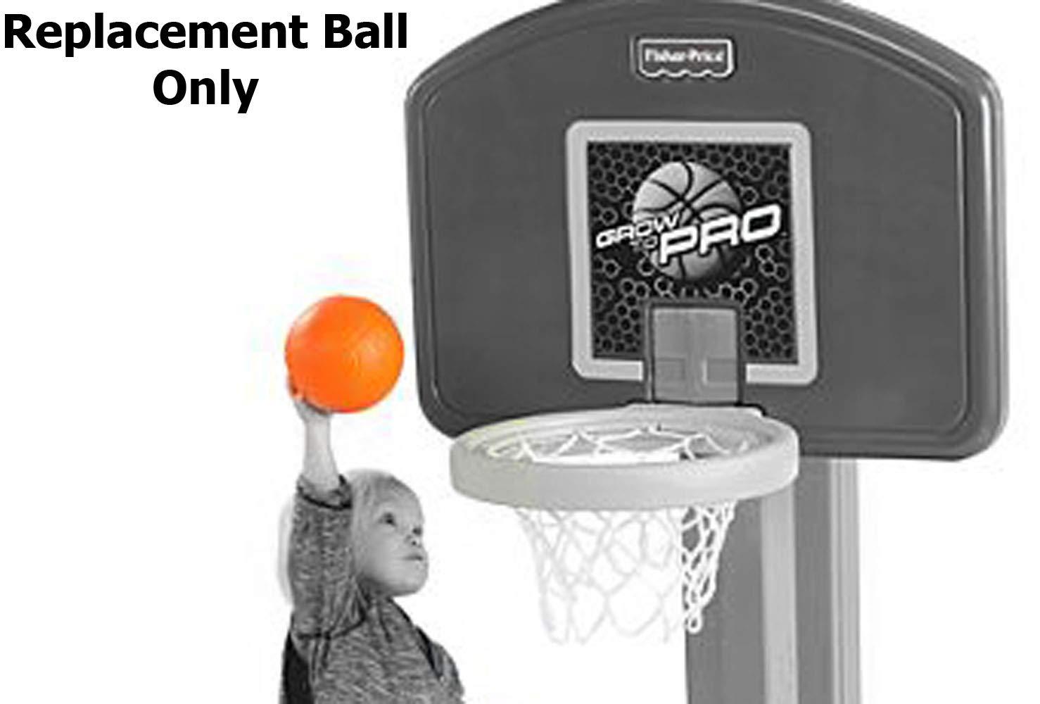 Amazon.com: Fisher Price crecer a Pro – Balón de baloncesto ...