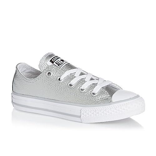 Converse Chuck Taylor All Star Ox Sneaker (4.5 Big Kid M US) 1f8640852