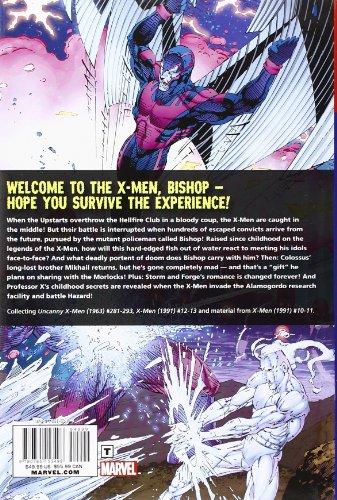 Review X-Men: Bishop's Crossing