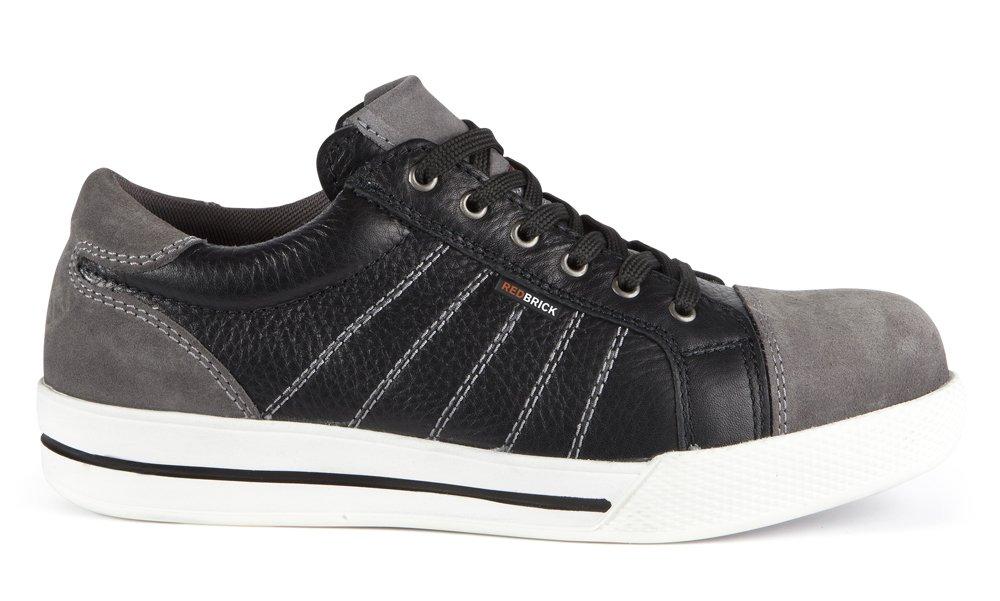 2work4 S3 Sicherheitsschuhe Sneaker von ROTbrick S3 2work4 Sicherheitsschuhe Slate 43 - 8d2301