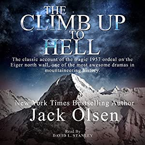 The Climb Up to Hell Audiobook