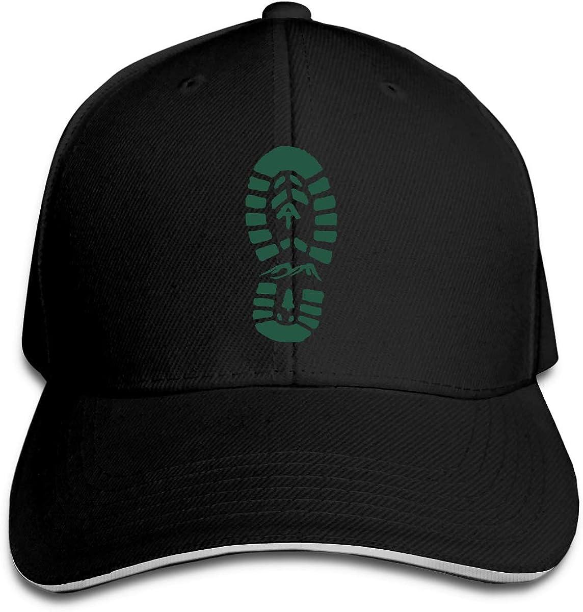 Appalachian Trail Marker Hike Hiker Classic Adjustable Cotton Baseball Caps Trucker Driver Hat Outdoor Cap Black