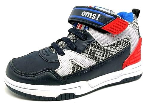 ORIGINAL MARINES Zapatillas de Nordic Walking para Niño Azul Turquesa 27: Amazon.es: Zapatos y complementos