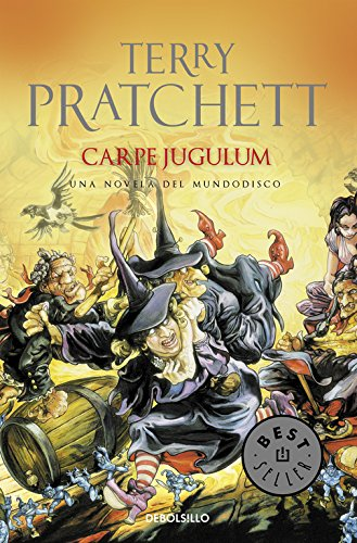 Descargar Libro Carpe Jugulum Terry Pratchett