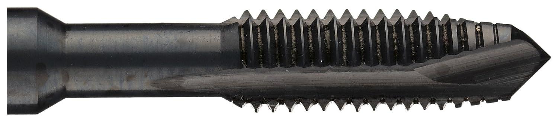 Dormer E006M103FL Spiral Point Taps Metric Coarse//Metric Fine Steam Tempered Coating M10 Shank Diameter 0.3810 Flute Length 0.6020 Full Length 2.15//16