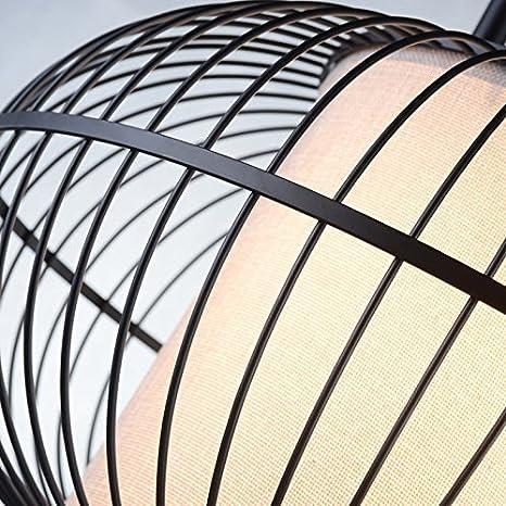 Nouvelle Cage /À Oiseaux Chinois Des Industries De LAm/érique Pendentif Pendentif Lustre Lumineux Pour Restaurant Salle De S/éjour Bar D/Étude 55Cm Chambre /À Coucher
