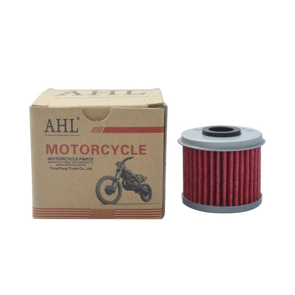 AHL-Motocicletta Filtro Olio per HONDA CRF250R 250 2012-2016