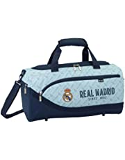Safta Bolsa De Deporte Real Madrid Corporativa Oficial 500x250x250mm 698b382a5dd75