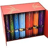 [英文原版]Harry Potter Box Set: The Complete Collection 哈利·波特7本收藏套装(精装,新版) [精装] [Jan 01, 2014] J. K. Rowling [平装] [Jan 01, 2014] [平装]