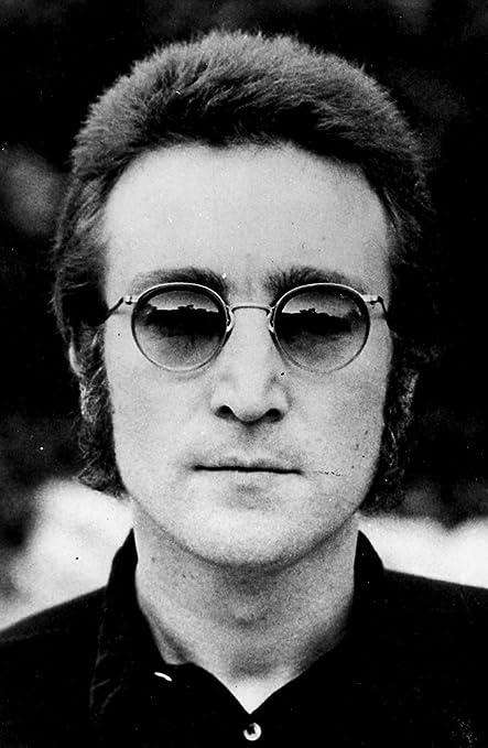 d2be6703e9672 Amazon.com  John Lennon with Glasses Photo Print (24 x 30)  Home   Kitchen