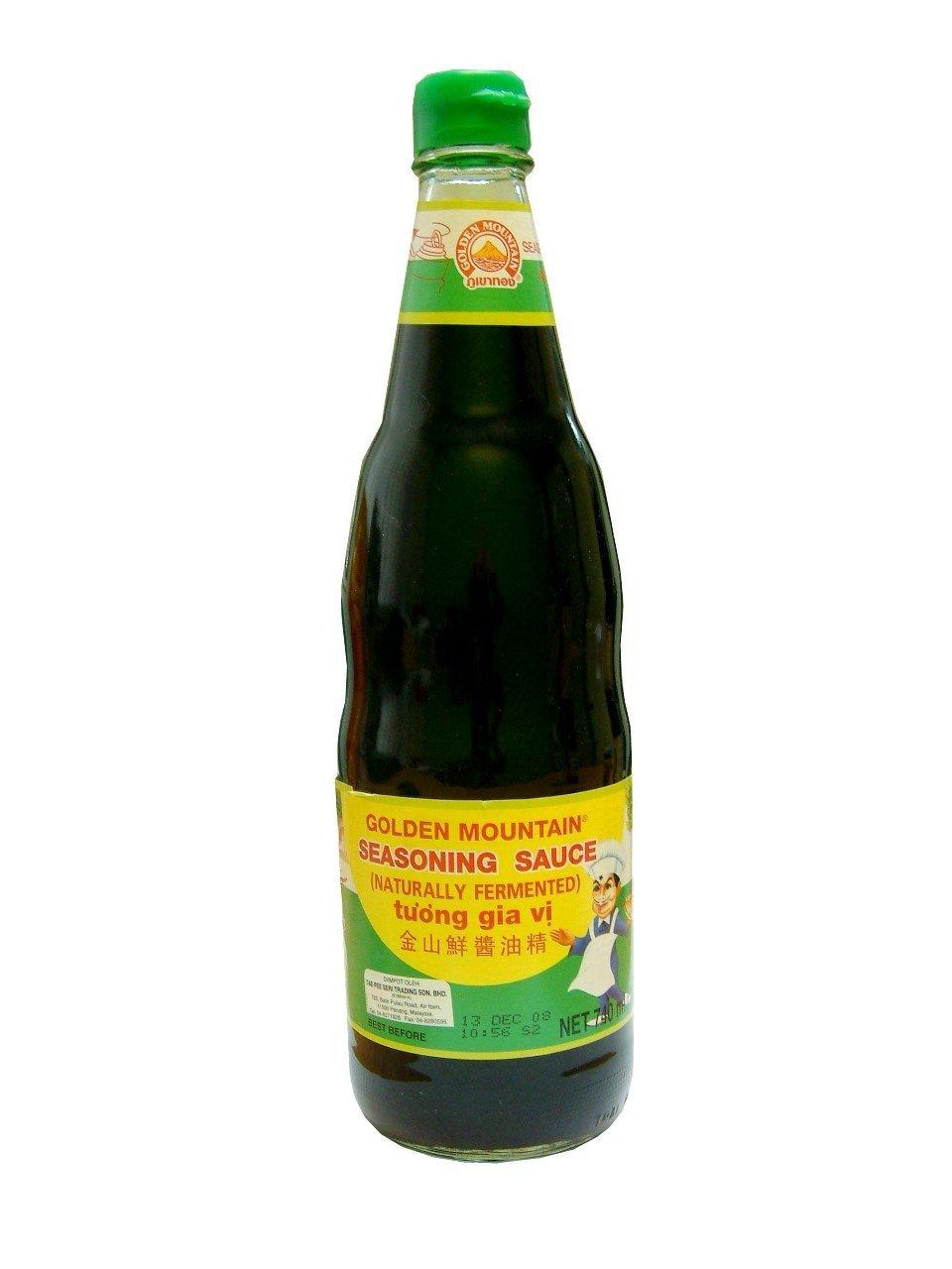 Golden Mountain Seasoning Sauce, 20 Ounce