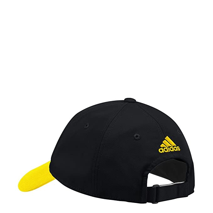 new products 983d7 a3824 Amazon.com   Columbus Crew SC Adidas Structured Adjustable Strapback Hat    Sports   Outdoors