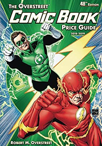 overstreet comic book price guide volume 48 robert m overstreet rh amazon com overstreet comic guide 2018 overstreet comic book grading guide