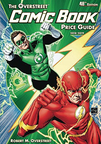 Overstreet Comic Book Price Guide Volume 48 by Gemstone Publishing
