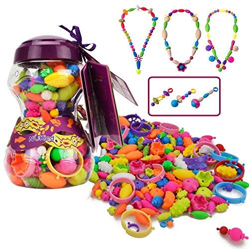 HANMUN 6635 Snap Pop Beads...
