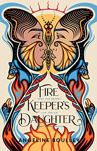 Book Cover: Firekeeper's Daughter