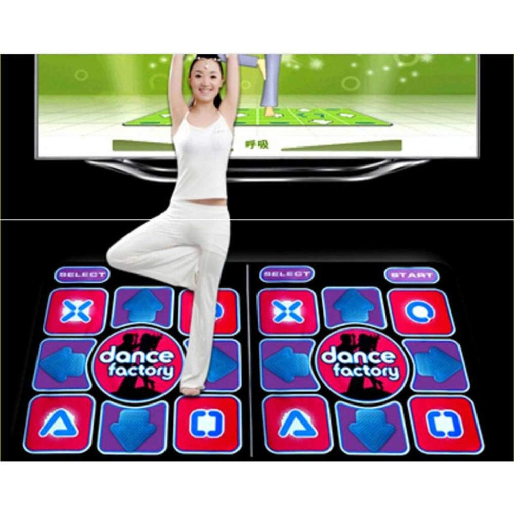 QXMEI Dance Blanket Body Double TV Computer Dual-use Yoga Fitness,B by QXMEI (Image #2)