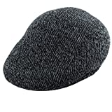 uxcell® Men Winter Vintage Style Newsboy Duckbill Ivy Cap Cabbie Driving Golf Ear Neck Warm Flat Beret Hat