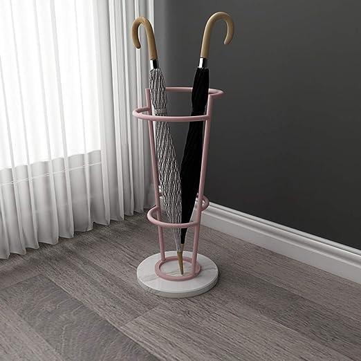 Soporte de paraguas de metal Soporte de paraguas redondo de hierro ...
