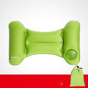 ASD Push-Type automático inflable almohada cintura cojín de ...