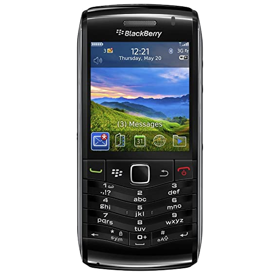 amazon com blackberry prd 30903 011 rim 9105 pearl 3g unlocked gsm rh amazon com BlackBerry Style BlackBerry Z30