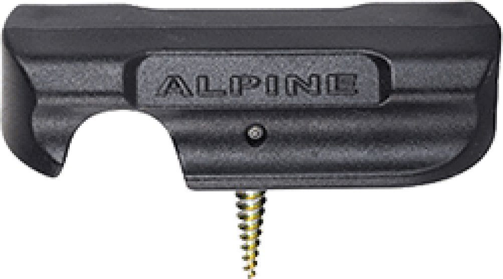 Alpine Compact SI Tree Mount for Soft Loc by ALPINE ARCHERY (Image #1)