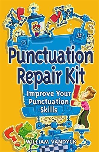 the punctuation repair kit - 3