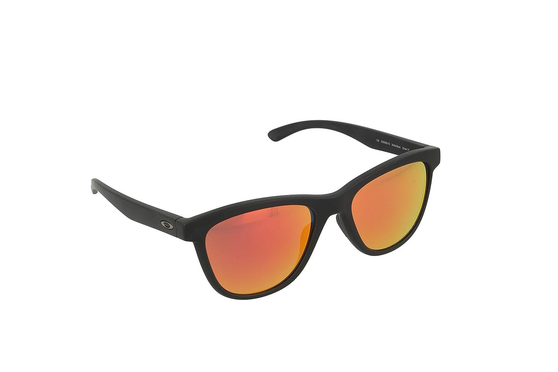 Oakley OO9320-10 Moonlighter, Gafas de sol polarizadas, (53 mm), Negro: Amazon.es: Ropa y accesorios