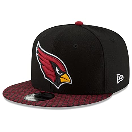 Image Unavailable. Image not available for. Color  Arizona Cardinals 2017  Official On-Field Side Line New Era 9FIFTY Hat ... 4a41ba4cb82a