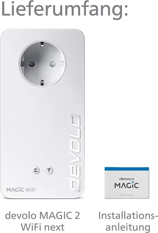 Devolo Magic 2 2400 Wifi Ac Next Single Adapter Computer Zubehör