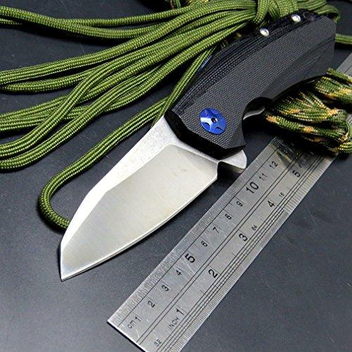 G10 Handle Folding Knife - 2