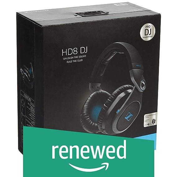 Renewed  Sennheiser HD8 DJ DJ Headphones DJ   VJ Equipment