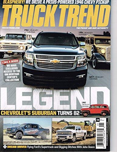 Truck Trend Magazine 2017 ( Legend ()