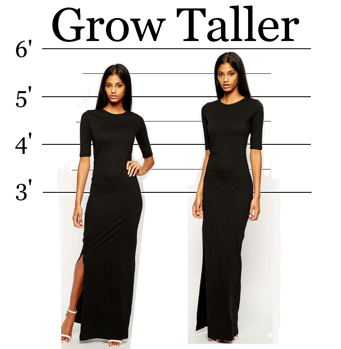 Image result for grow taller