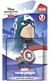 Figurine 'Disney Infinity 2.0' - Marvel Super Heroes : Captain America