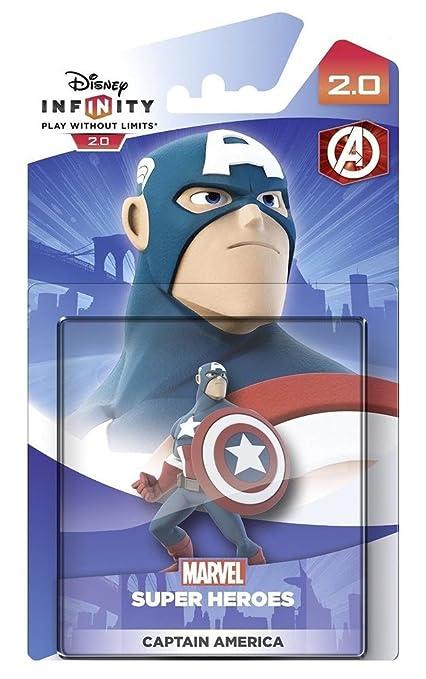161 opinioni per Infinity 2: Captain America Figurina