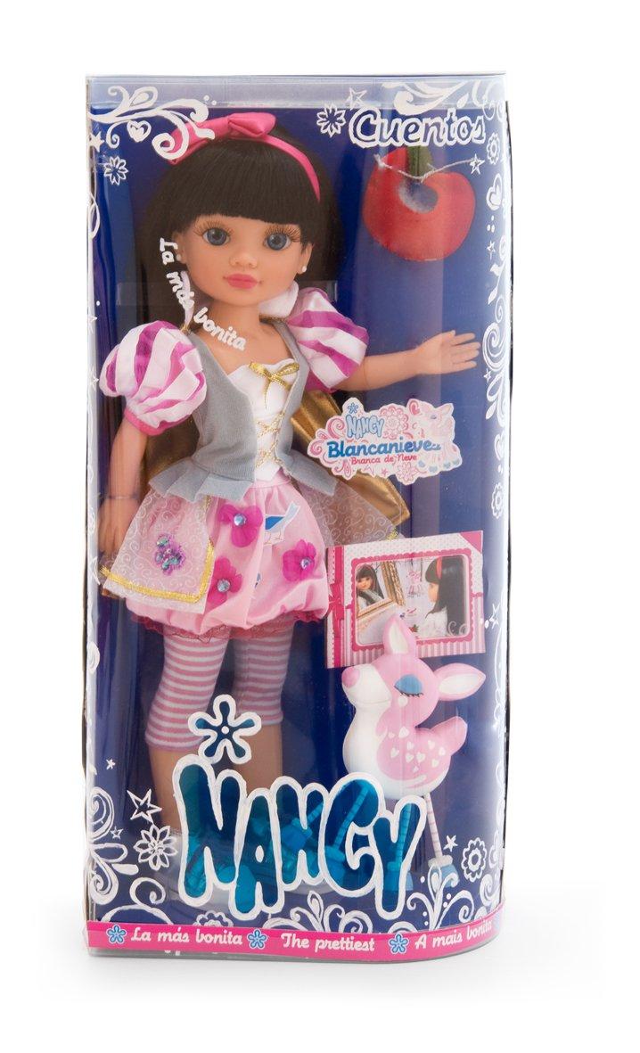 Amazon.es: Nancy - Cuentos de hadas - 43 cm - Brown (Famosa 700007820): Juguetes y juegos